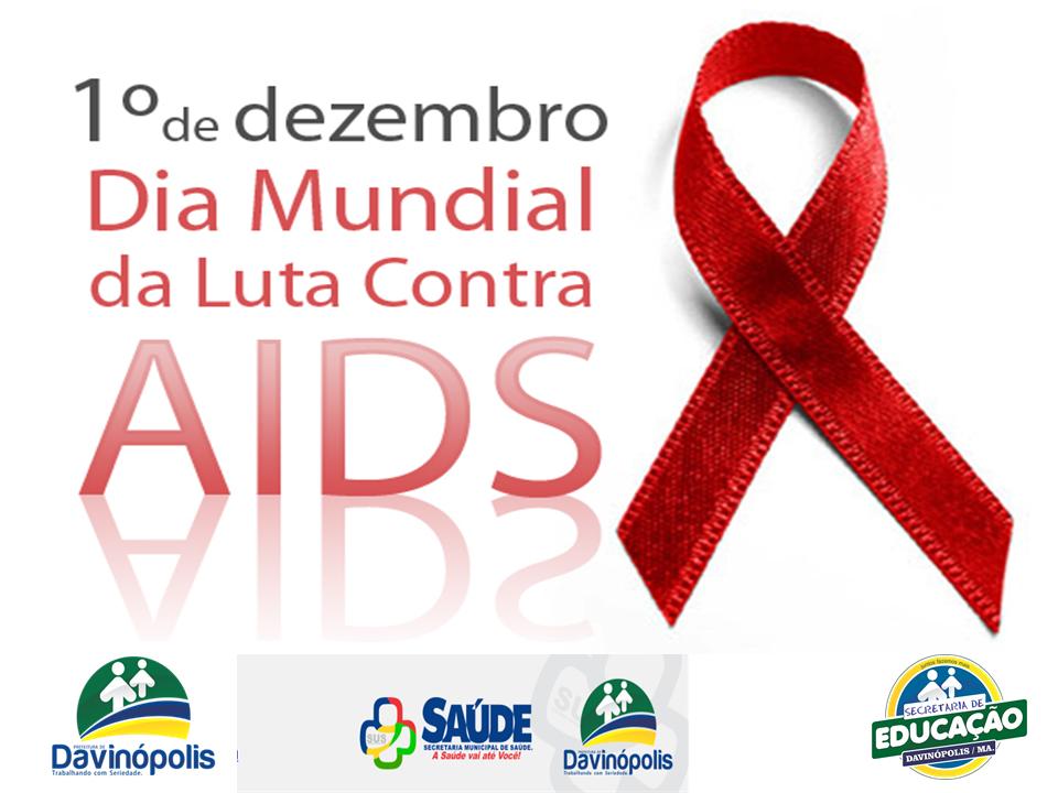 Davinópolis realizou caminhada de luta contra a Aids e chama atenção sobre prevenção e o combate ao preconceito