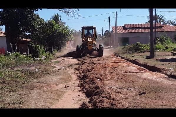 Prefeitura de Davinópolis avança na recuperação de ruas dos bairros