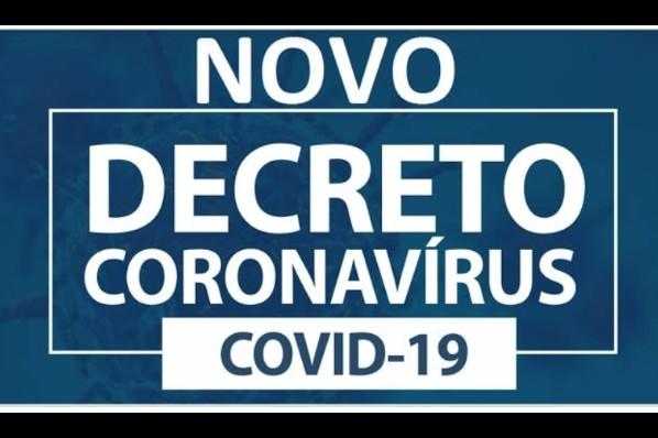 DECRETO N°027/2021: Prefeitura Municipal de Davinópolis atualiza medidas de prevenção e combate a Covid-19.