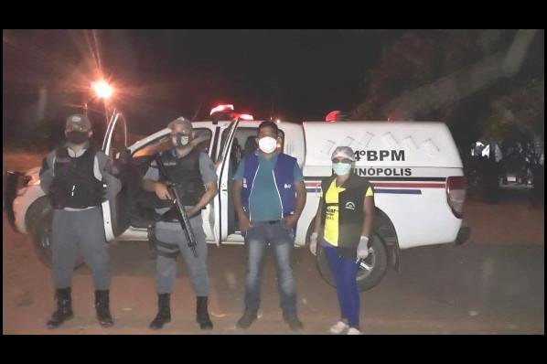 Covid-19: Vigilância Sanitária intensifica orientação e fiscalização a estabelecimentos em Davinópolis