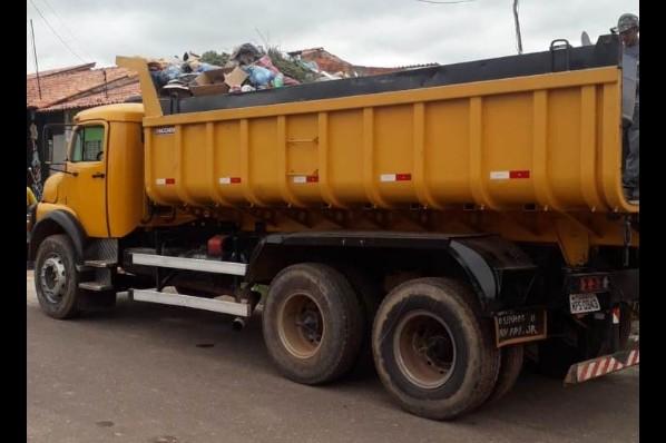 Divulgado calendário de coleta domiciliares de lixo nos bairros de Davinópolis